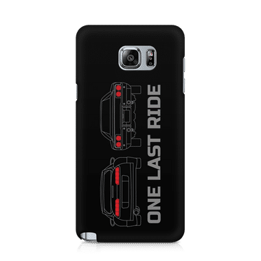 ONE LAST RIDE - Samsung Note 5 | Mobile Cover