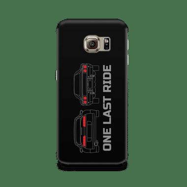 ONE LAST RIDE - Samsung S6 Edge Plus | Mobile Cover
