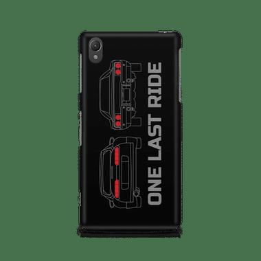 ONE LAST RIDE - Sony Xperia Z2 L50W   Mobile Cover