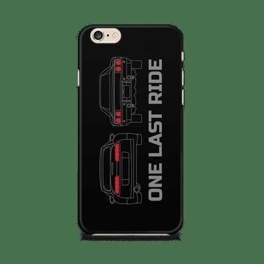 ONE LAST RIDE - Apple iPhone 6 Plus/6s Plus | Mobile Cover