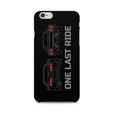 ONE LAST RIDE - Apple iPhone 6/6s | Mobile Cover