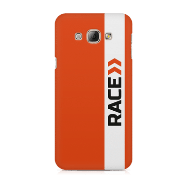 RACE - Samsung A8 | Mobile Cover
