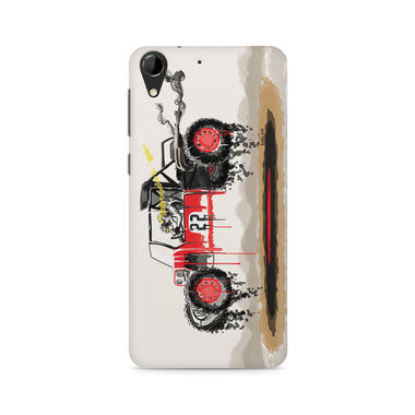 RED JET - HTC Desire 728 | Mobile Cover