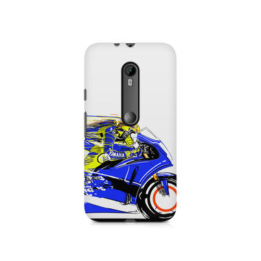 VALE - Moto X Force | Mobile Cover
