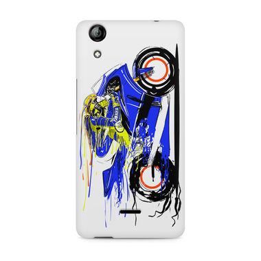 VALE - Micromax Canvas Selfie 2 Q340   Mobile Cover