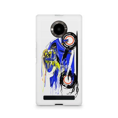 VALE - Micromax YU Yuphoria | Mobile Cover