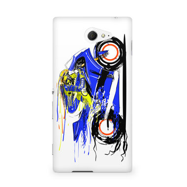 VALE - Sony Xperia M2 S50h | Mobile Cover