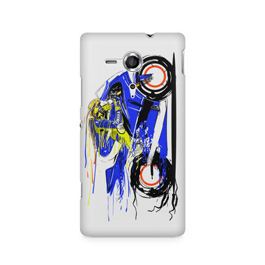 VALE - Sony Xperia SP M35H | Mobile Cover