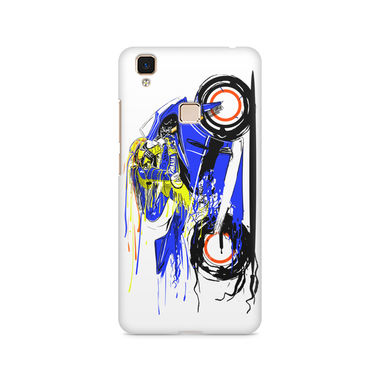 VALE - Vivo V3 Max | Mobile Cover