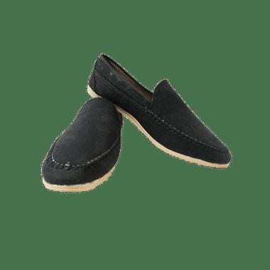 Black Stylish Loafer Shoe
