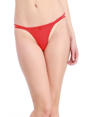Red Posy Hunt G-String