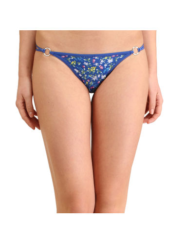 Blue Berries Stainless Thong
