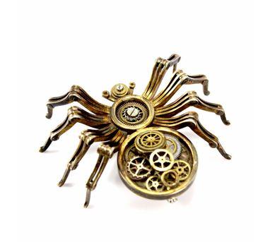 Absynthe Designs|Arachnea Brooch