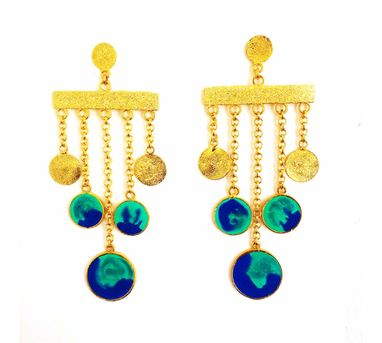 Aditi Bhatt|Colour Carnival Earring