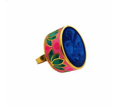 Aditi Bhatt|Lotus Ring