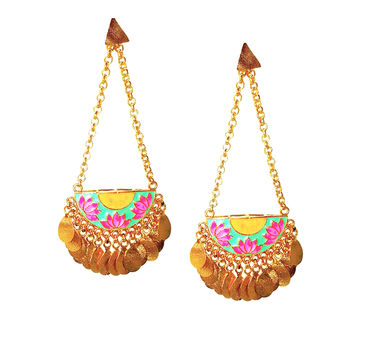 ADITI BHATT | Lotus Earrings