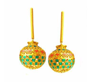 Aditi Bhatt Matka Earrings