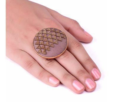 Akihi|Fawn Gold Ring