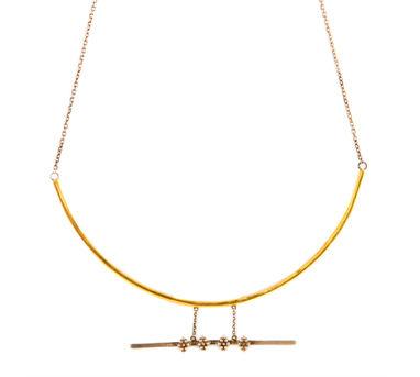 Dvibhumi | The 'Manka' Necklace