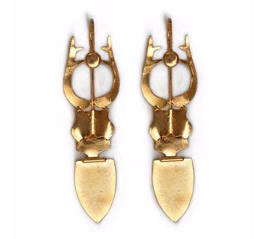 DookdiIStag Beetle Earring