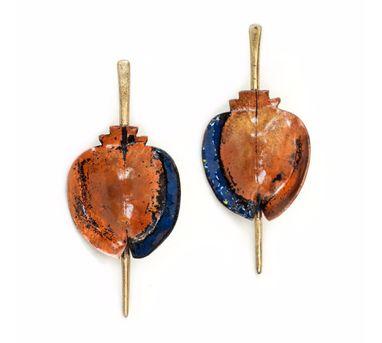 DookdiIEumorphus Marginatus  Earring