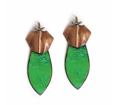 DookdiIShield Mantis Earring