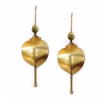 Dookdi|Flying Gold Earring