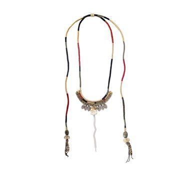 Deepa Gurnani|Jemma Multi-Coloured Necklace