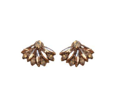 Deepa By Deepa Gurnani|Vania Gold Earring