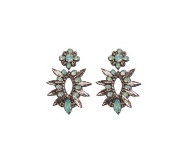Deepa By Deepa Gurnani|Wiley Gun Earring