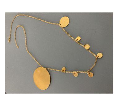 Dhora|Multiple Ladoo G Necklace