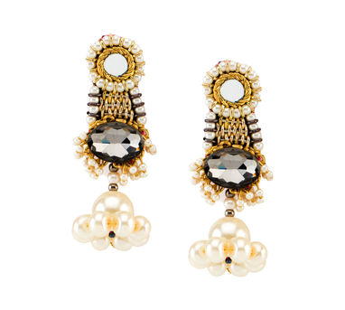 FOOLJHADI | Tear Drop Earrings