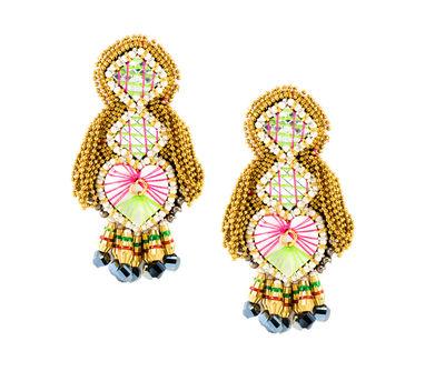 FOOLJHADI | Hanging Chain Earrings