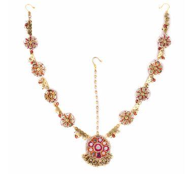 Fooljhadi|Pink Mirror Maatha Patti