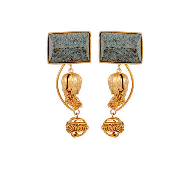 Itrana|The Dangling Buds Earrings