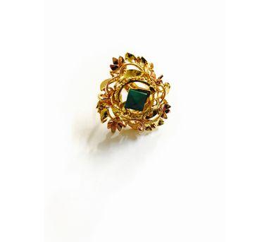Itrana|Floral Ring