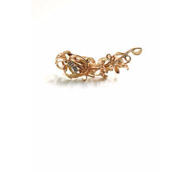 Itrana Double Shank Ring