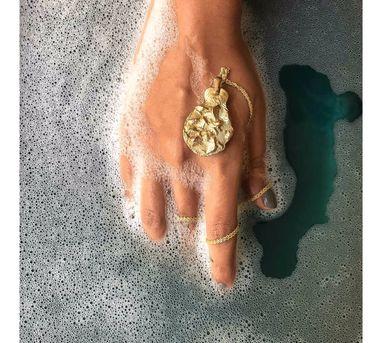 Kassa|Ocean pendant