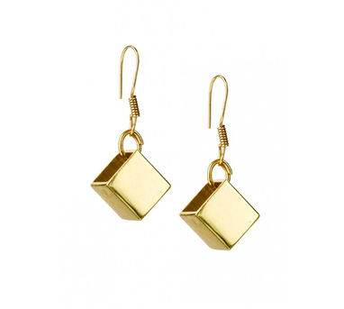 Kassa | Cube Earrings