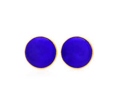 Kesya | Royal Blue Cufflinks