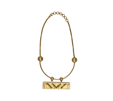 Kansya | The Twisted Me Neckpiece