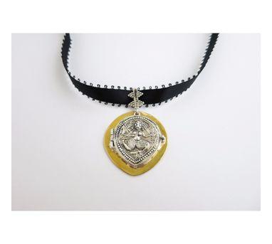 Lai|Goddess Amulet Choker