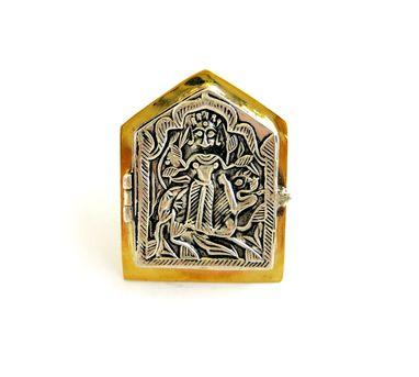 Lai Super-Sized Amuletic Ring