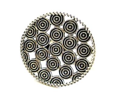 Lai Concentric Circle Ring