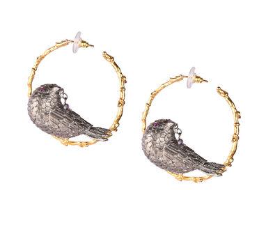 Limited Edition | Bird Bali Earrings