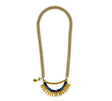 Maya Bazaar | Bullet Rani Necklace