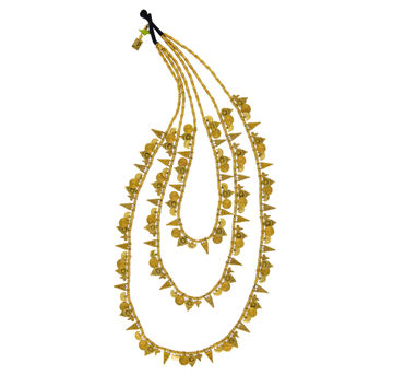 Maya Bazaar | Lakshimi Pendant Necklace