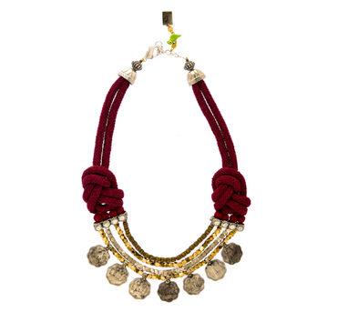 Maya Bazaar | Lambani Chillar Necklace