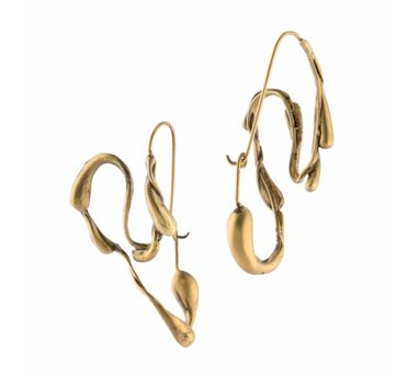 Manifest Design|Sprout Hoops Gold