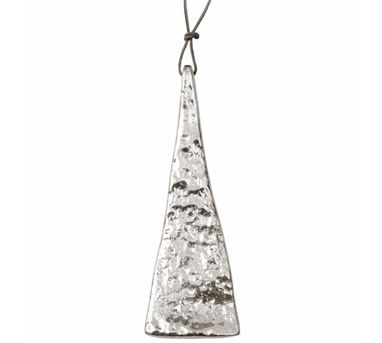 Manifest Design|Quarry Tribal Pendent Silver